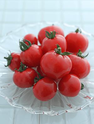 ミニトマト「つやぷるん®」